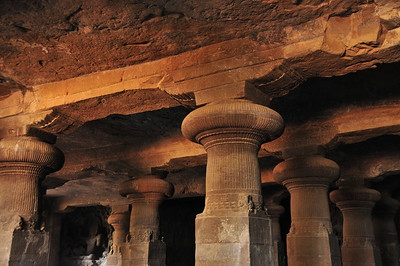 Elephanta Island with its famous caves