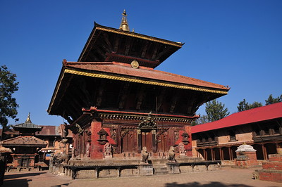 Changu Narayan Temple in Kathmandu valley