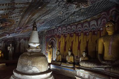 Golden Temple of Dambulla