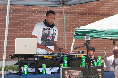 With These Handz DJ Academy & Sprite Presents Battle of the Broadcasters @ Northlake Mall 5-23-15