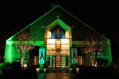 World AiDS Day - Getting To Zero @ St Luke Missionary Baptist Church 12-1-15