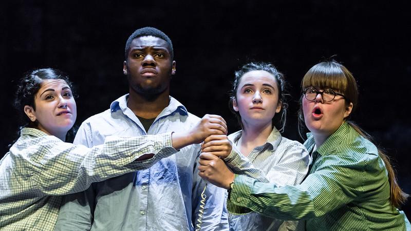 Young Friends of the Almeida Theatre - Colour Conversions