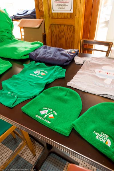 20150308 Edison Park Irish Sunday Funday