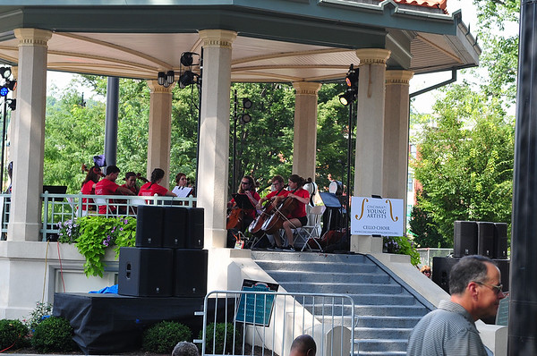 2015 Cincinnati Young Artists Chamber Ensemble