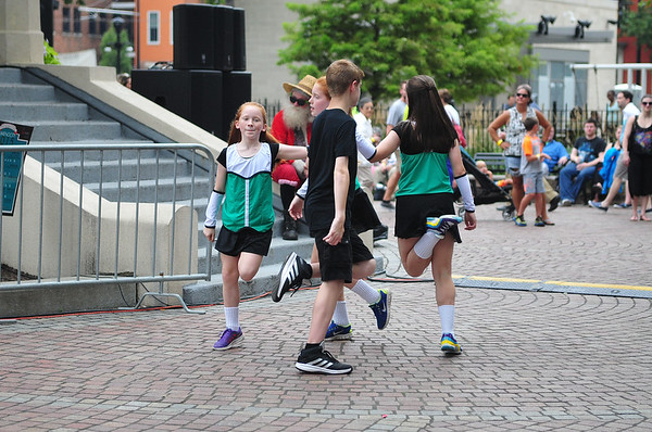 2015 McGing Irish Dancers