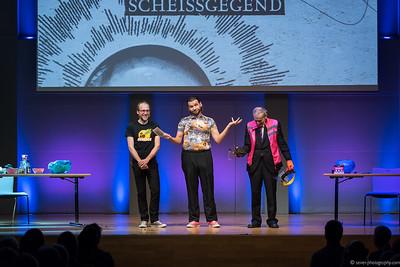 Florian Freistetter, Martin Puntigam, Heinz Oberhummer