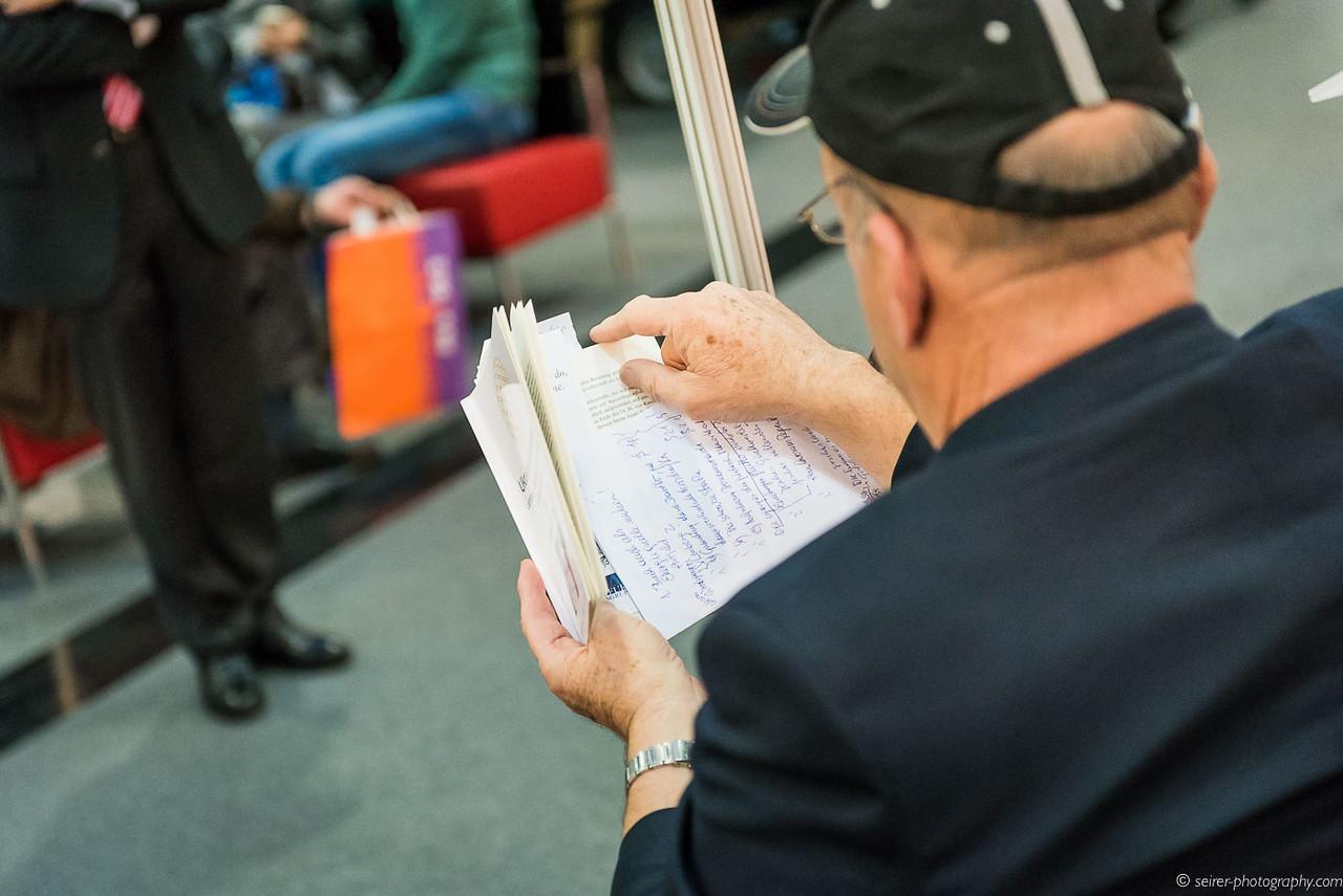 """""""Buch Wien"""" - Helmut Franz Kapl liest """"Ukraine Kulturreisen"""""""
