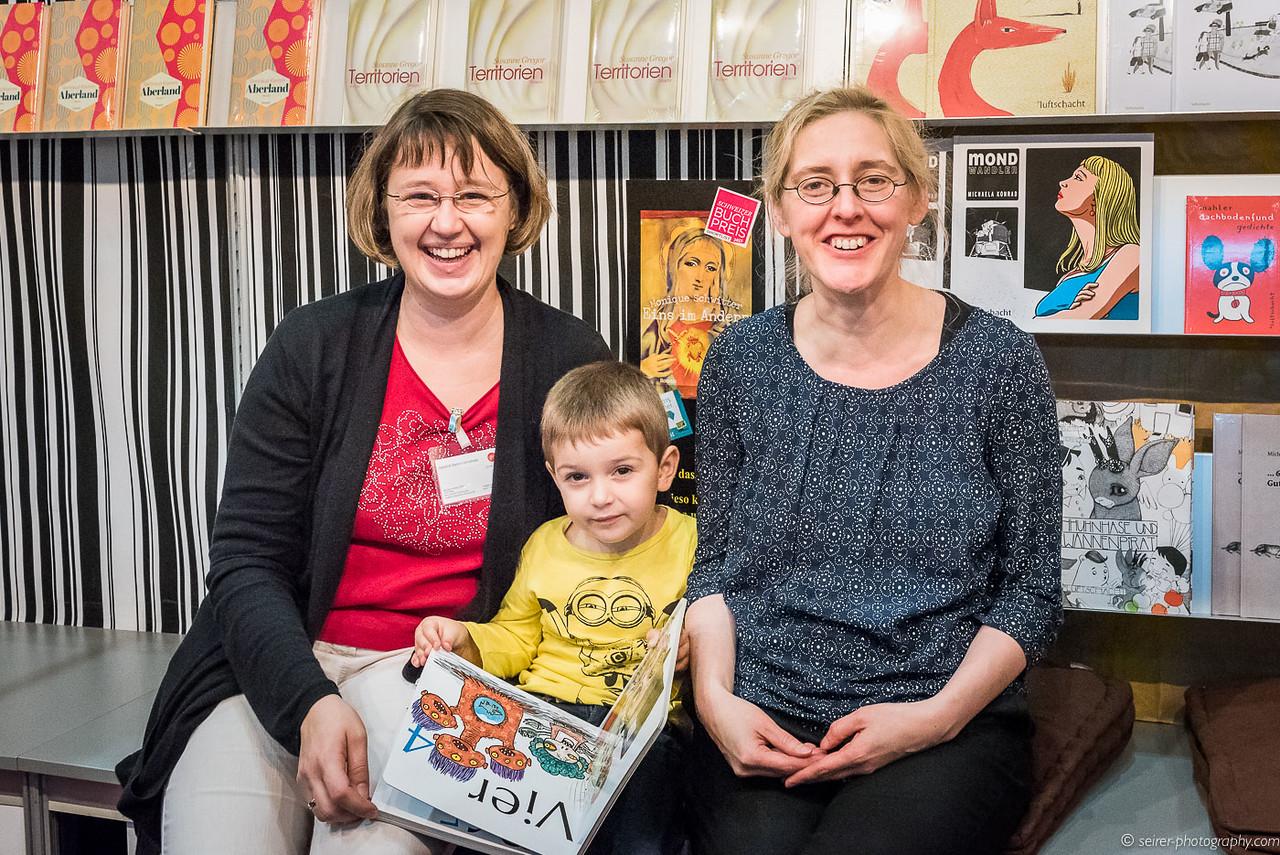 """""""Buch Wien"""" - Janetts Meinung mit Henrike Blum für den Literaturverlag Droschl"""
