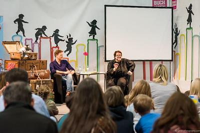 """""""Buch Wien"""" Kinderbühne - Karin Ammerer """"Max, das kleine Schulgespenst"""""""