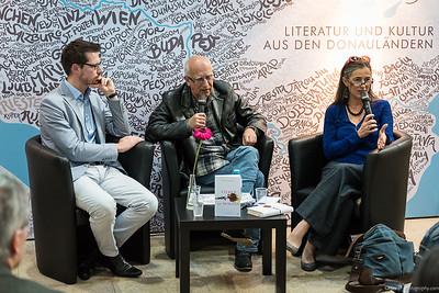 """""""Buch Wien"""" - Péter Gárdos im Gespräch mit Mercedes Echerer"""