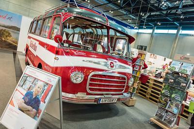 """Der Bücherbus auf der """"Buch Wien"""""""