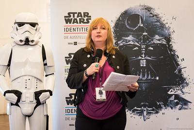 Laela French, Leiterin der Lucasfilm-Archive
