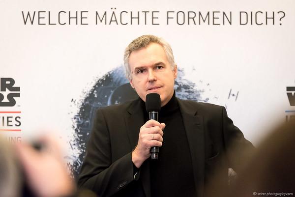 Christoph Thun-Hohenstein, Direktor des MAK