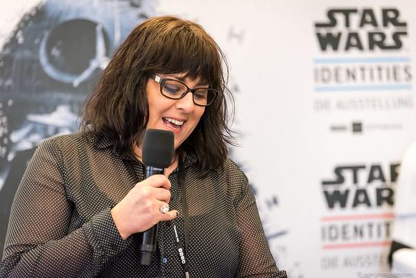 Sophie Desbiens, Leitung Kommunikation und Museumskooperationen bei X3 Productions