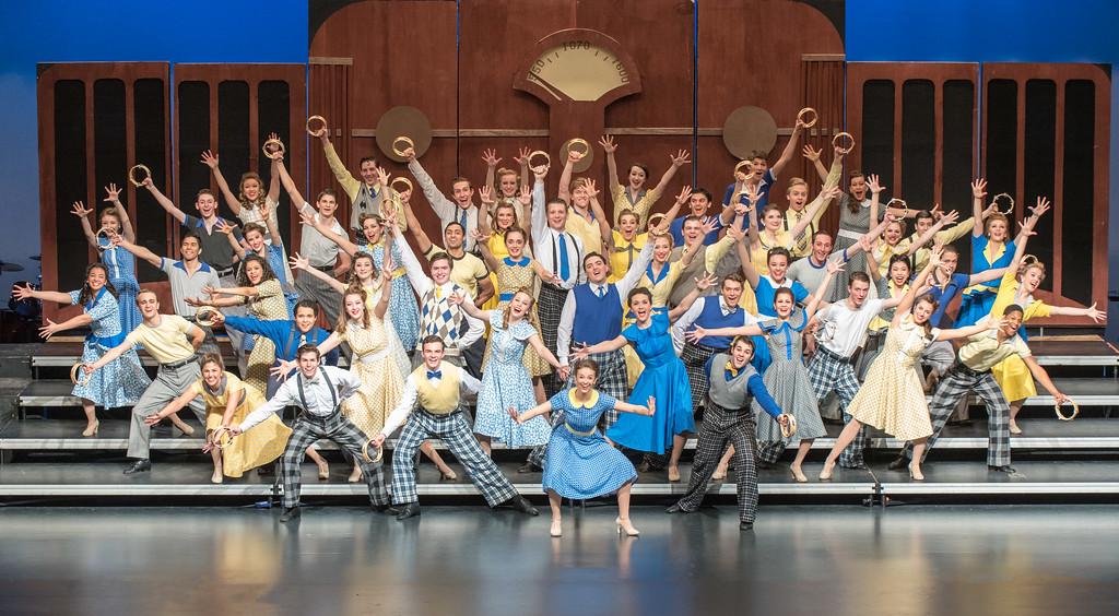 2015-2016 Zionsville Show Choir