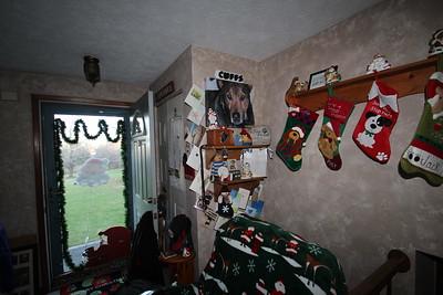 Merry Christmas Cuffs - RIP
