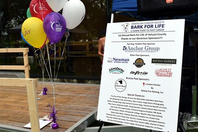161: 2015 Volusia County Bark For Life