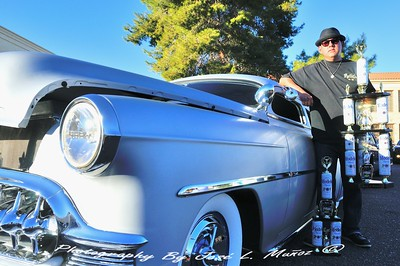 Gus Torres (@cholo_sleds) '53 Chevy Kustom Best of Show
