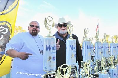 Fatboy Enrique Maldonado, Sgt. at Arms - Rollerz Only & Mike Schultz, Crescent Crown Distributing