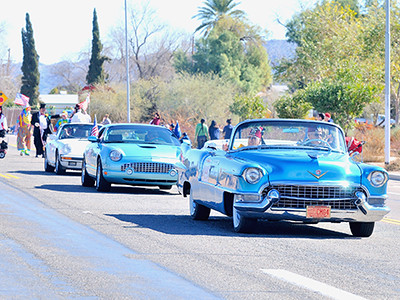 2016-02-06  Laveen Community Parade