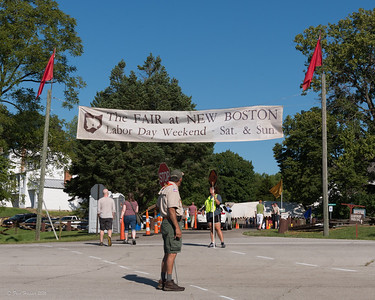 2016-09-04 Fair at New Boston