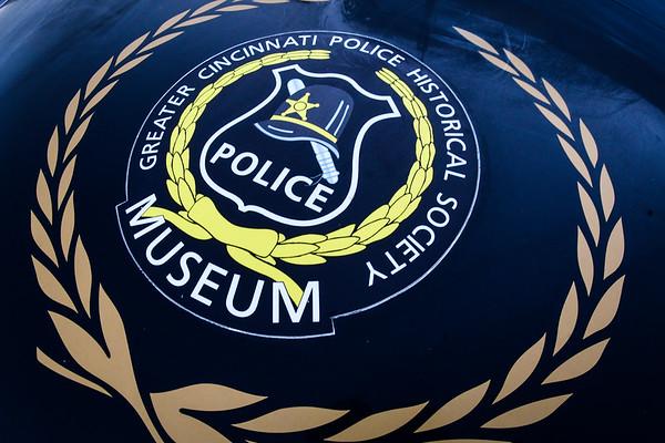 2016-11-4 Cincinnati Police Museum fund raiser