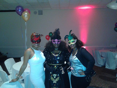 2016 Ascend Foundation/Meals on Wheels/ Pontiac Alumni Committee 1st Annual Masquerade Ball Scholarship Benefit (March 26, 2016)