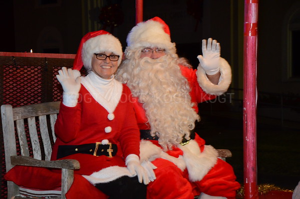 2016 BC Christmas Parade