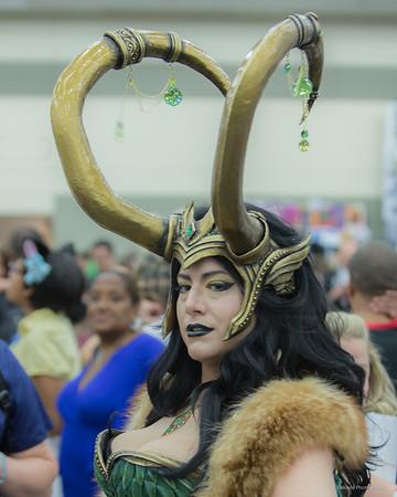 2016 Baltimore Comic Con