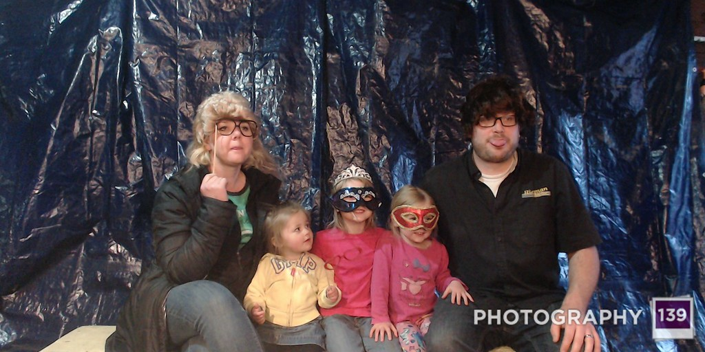 2016 Birthday Party Photo Booth