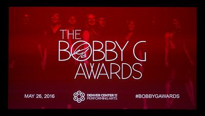 2016 Bobby G Awards