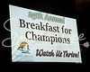 2016 Breakfast For Champions - Watch Us Thrive