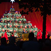 Candlelight Processional with Meredith Viera, Epcot, Orlando, 13th December 2016 (Photographer: Nigel G Worrall)