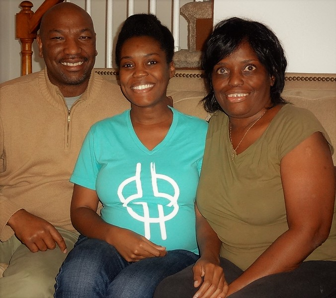 Credell, Renee and Berdena