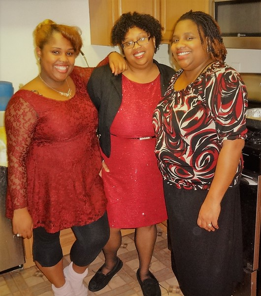 The two sisters and Cassandra again ...