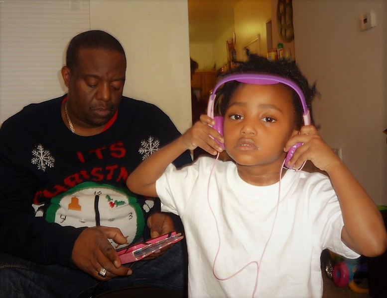 Terry Sr. and Chloe