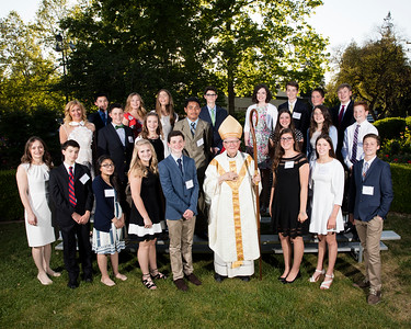 2016 Confirmation @ St. Raymond's