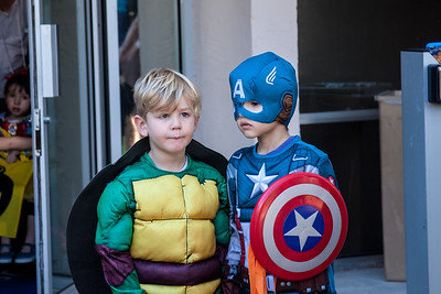 2016 Day Care Trick-or-Treating
