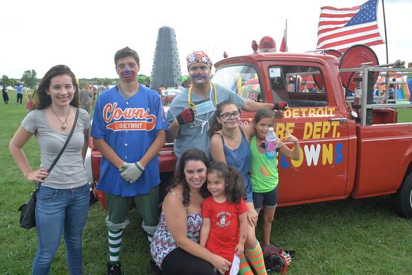2016 Detroit Fire Field Day