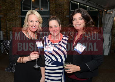From left, Angie Dusold, Cindy Walker and Sarah Gruber