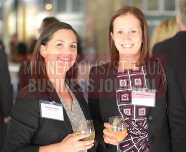 Melissa Munger (left) and Hailey Margetta