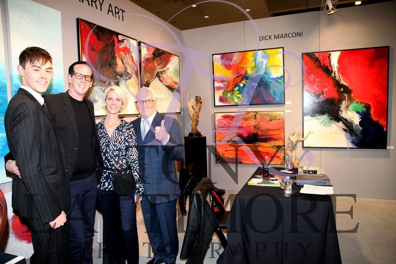 2016-01-27 LA Art Show - Georgeana Ireland 075