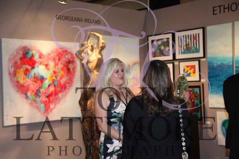 2016-01-27 LA Art Show - Georgeana Ireland 008