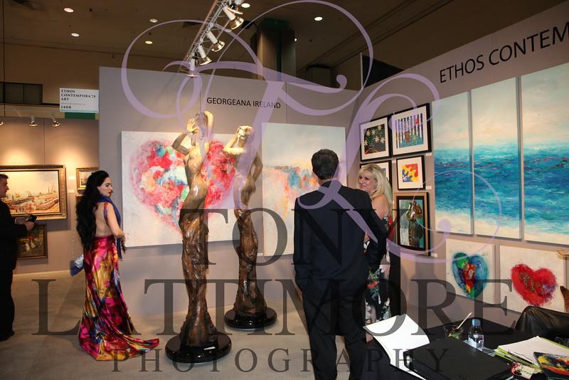 2016-01-27 LA Art Show - Georgeana Ireland 031