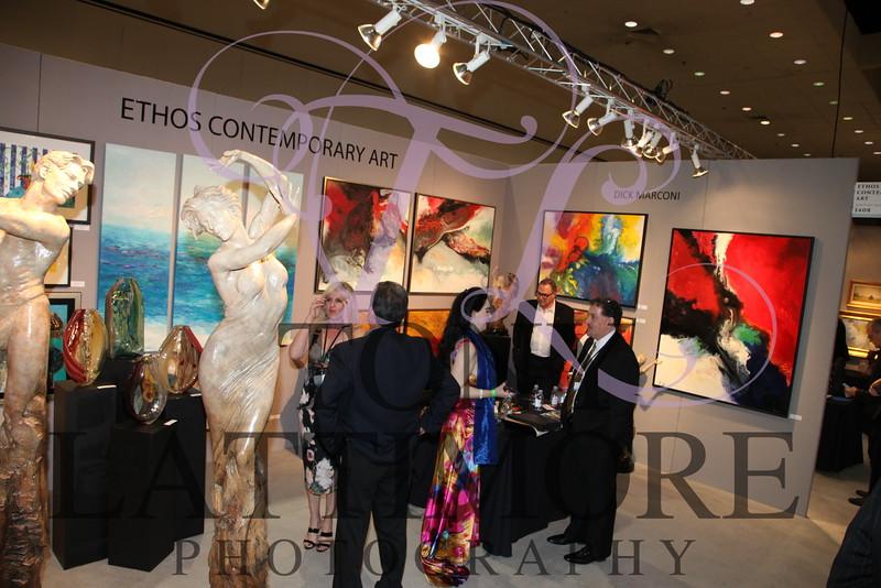 2016-01-27 LA Art Show - Georgeana Ireland 044