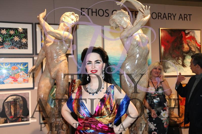 2016-01-27 LA Art Show - Georgeana Ireland 038