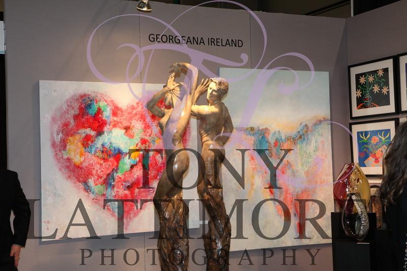 2016-01-27 LA Art Show - Georgeana Ireland 012