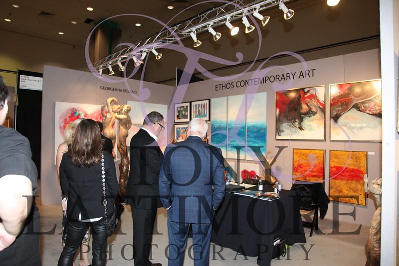 2016-01-27 LA Art Show - Georgeana Ireland 006