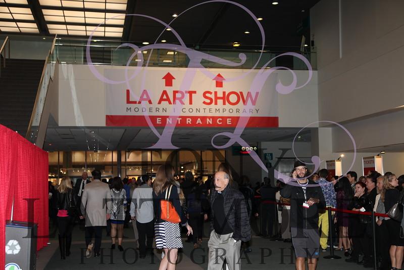 2016-01-27 LA Art Show - Georgeana Ireland 004