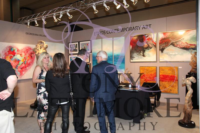 2016-01-27 LA Art Show - Georgeana Ireland 007